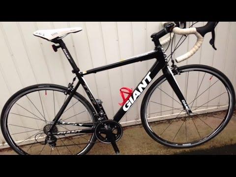 Giant TCR Alliance Road Bike