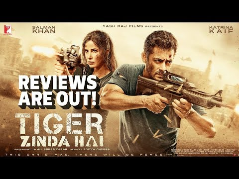 Tiger Zinda Hai Initial Movie Reviews...