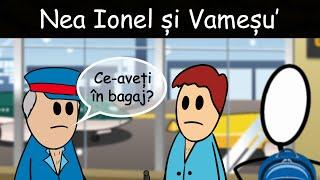 VIAȚA ÎN DUBAI: Nea Ionel Și Vameșu'