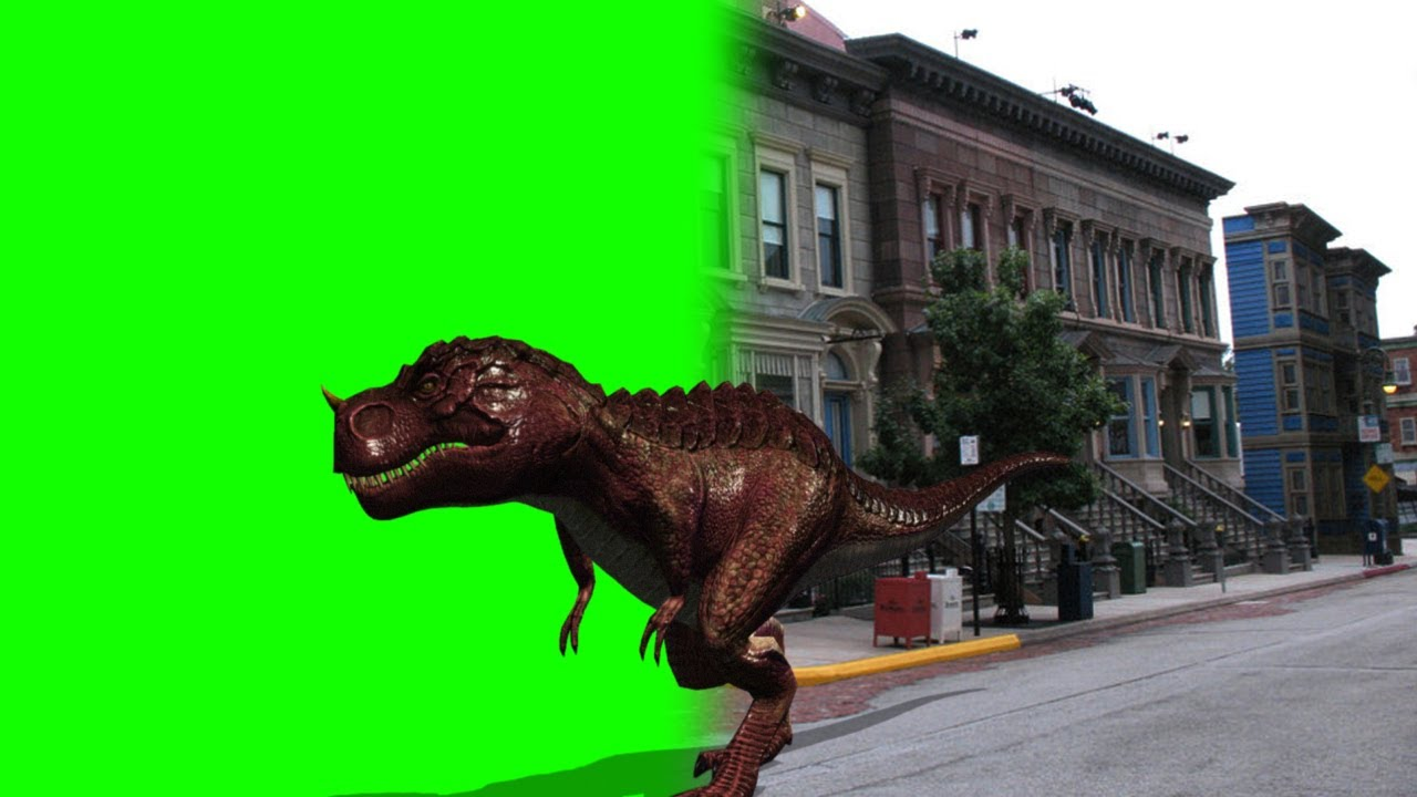how to get rid of green screen in after effects