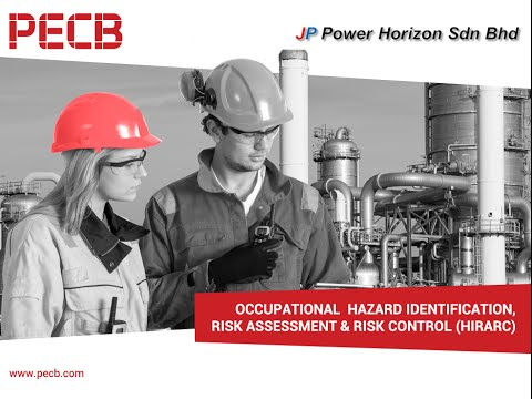 Occupational Hazard Identification Risk Assessment And Risk Control