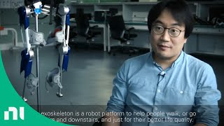 Hyundai Wearable Robotics for Walking Assistance Offer A Full Spectrum of Mobility