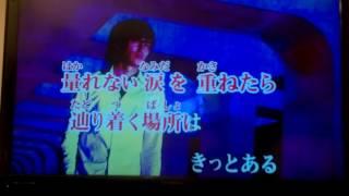 戸松遥さんのモノクロ歌わせていただきました!! 喉ガラガラでもがんば...