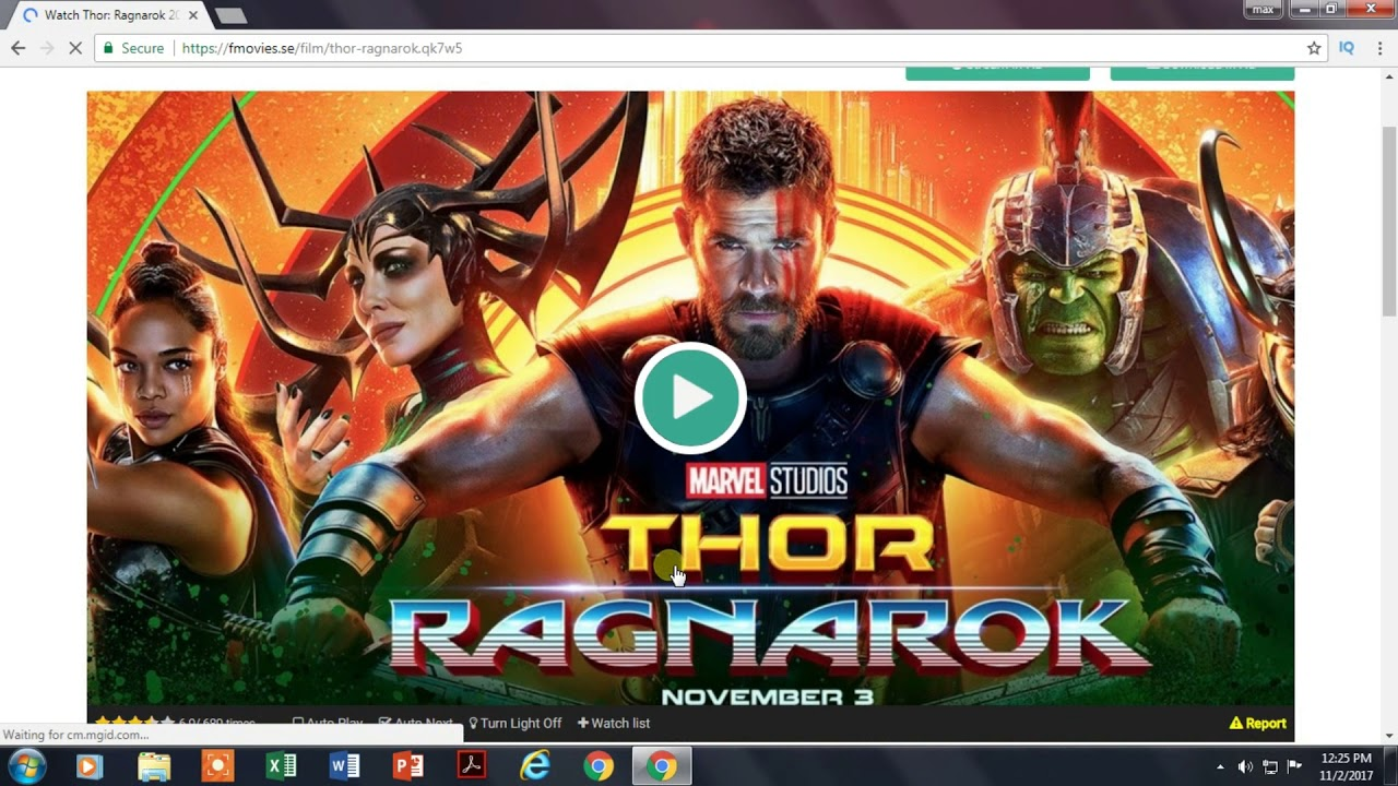 Thor Game Online