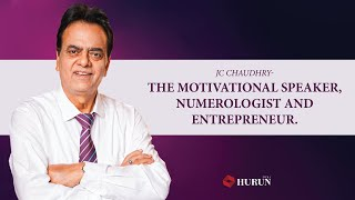 JC Chaudhry - The Motivational speaker, Numerologist and Entrepreneur.