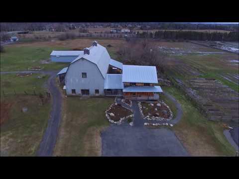 Chelsea Quebec March 2017 Drone Edit