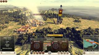 Total War Rome 2 HD Prologue Campaign Full Playthrough
