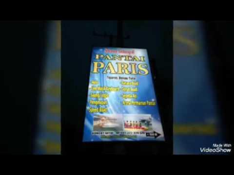 Pantai Paris Tigaras - Permata Trio