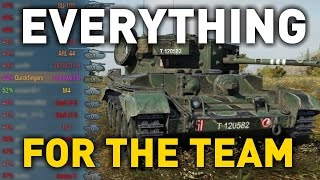 World of Tanks || Everything for the Team