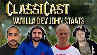 WoW Classic Cast #3: Интервью с 3D левел-дизайнером Ваниллы (John Staats)