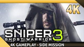 Sniper Ghost Warrior 3 (PC) - 4K Gameplay -  Rotki Lions II (Stealth Walkthrough)