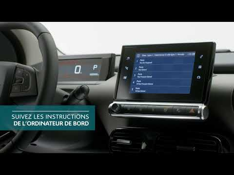 Nouvelle Berline Citroën C4 Cactus : Connect Nav