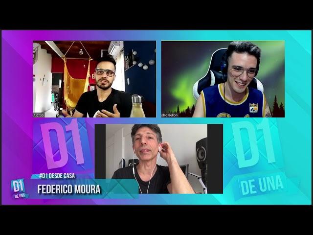 #D1 DESDE CASA / ENTREVISTA A VIRALISADOS
