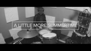 A Little More Summertime | Jason Aldean | Drum Cover