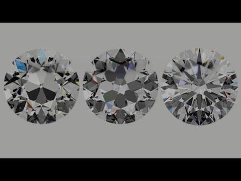 Diamond Pattern Comparison