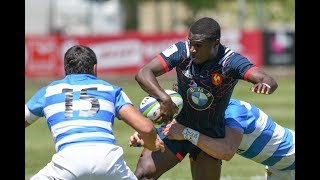 U20 HIGHLIGHTS: France stun Argentina with one point win