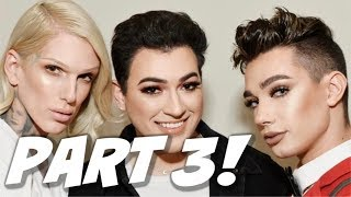 JEFFREE STAR, JAMES CHARLES & MANNY MUA | DRAMAGEDDON 3 BEGINS!
