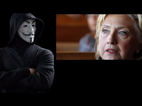 Anonymous Message - Lost Emails From Clinton Server Discovered 2016