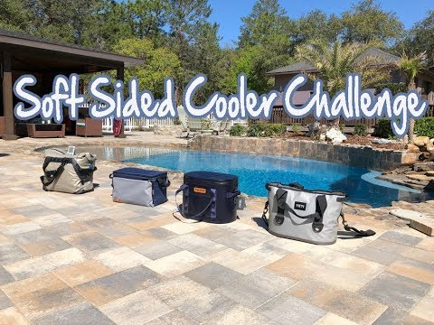 Soft Sided Cooler Challenge, Yeti Hopper Vs Engel TPU Vs Tourit Vs Cool & Dry
