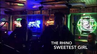 The RHiNO - Sweetest Girl (Live; Clip) - 3.30.18
