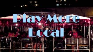 Despers USA Steel Orchestra -  Teaser - Play More Local