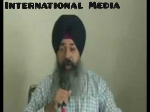 Indian Sikh community Reply Khalistani terrorist Groups