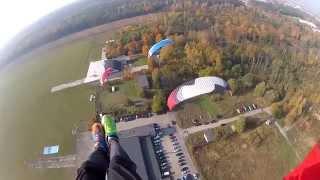 Lot motoparalotnią z Mistrzem Świata – Białystok video