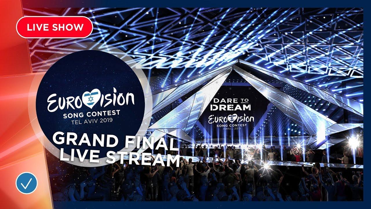 Евровидение-2019: финал, прямая трансляция