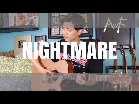 Nightmare – Halsey – Cover (fingerstyle guitar) Andrew Foy