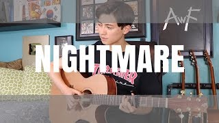 Nightmare - Halsey - Cover (fingerstyle guitar) Andrew Foy
