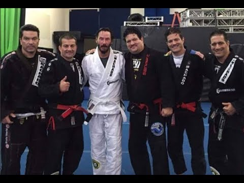 Master Carlos Machado On Keanu Reeves, Chuck Norris, and Rickson Gracie's Red Belt
