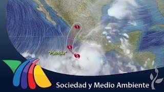 Patricia, un huracán extremadamente peligroso | Noticias