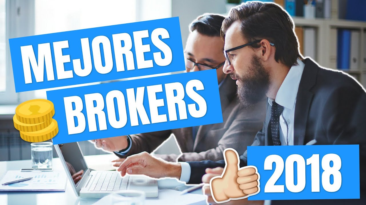 Mejores brokers de forex