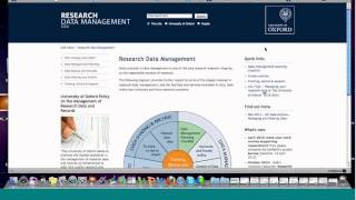 OCLC Research Library Partnership Managing Research Data--from Goals to Reality Webinar Recording