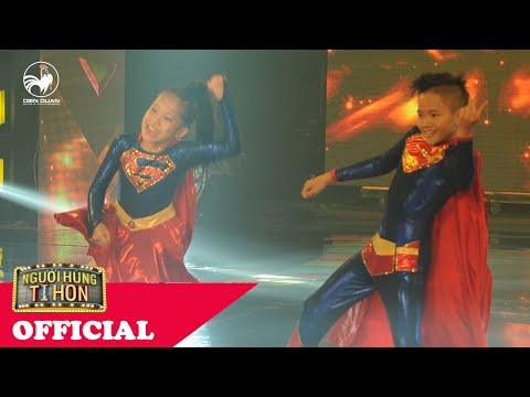 Người Hùng Tí Hon | Tập 7: Tài năng Khiêu vũ - Quốc Huy & Hoàng Vân (Biệt đội Siêu Quậy)