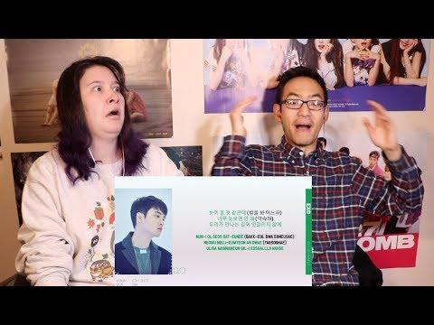 EXO 'Wait' & 'Trauma' Reaction