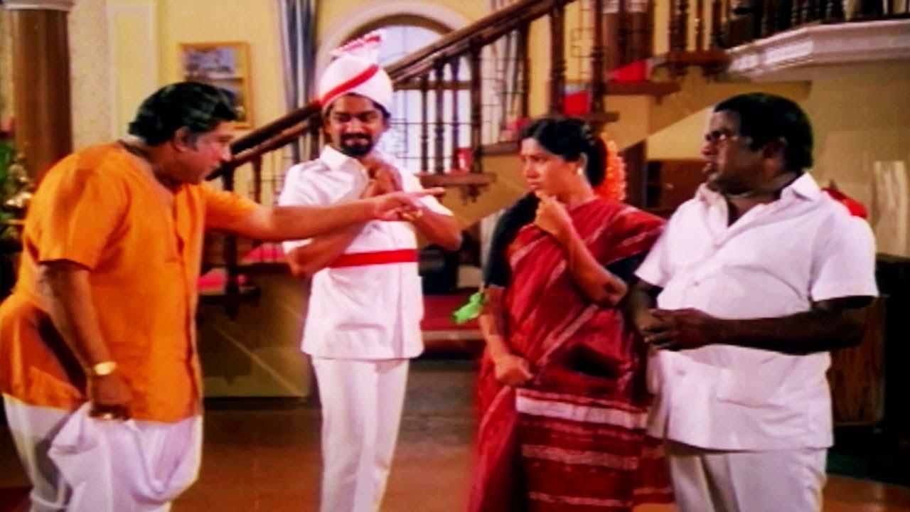 சிரிச்ச சிரிச்ச சாவா போறா இதே பாத்    Lakshmi Vanthach Comedy   kovai sarala senthil comedy
