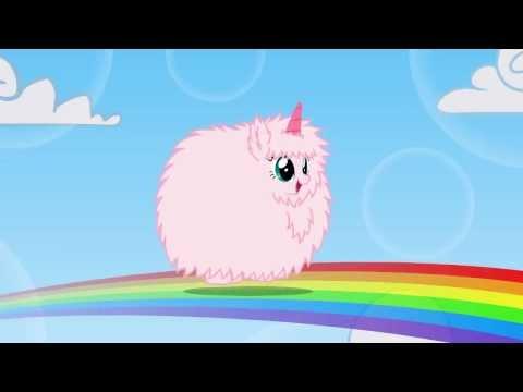Pink Fluffy Unicorns Dancing on Rainbows (RainBro - Remix... kind of....) PFUDOR!