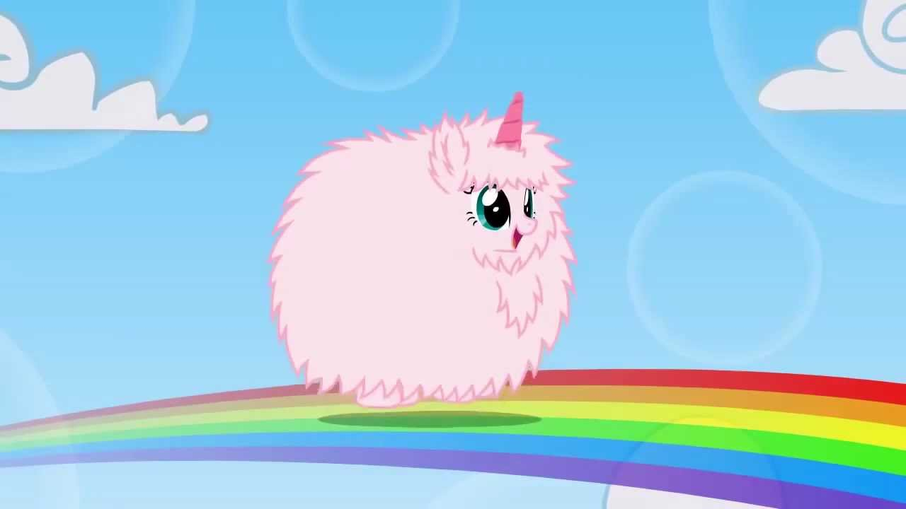 pink fluffy unicorns on rainbows rainbro remix