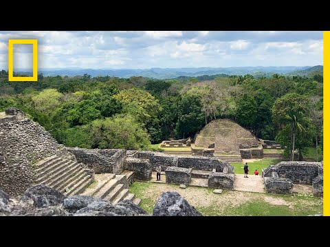 Climb Ancient Temples in Belize's Maya Ruins | National Geog