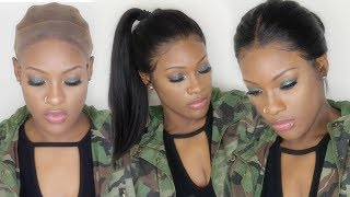 How to Wear a 360 Lace Frontal Wig