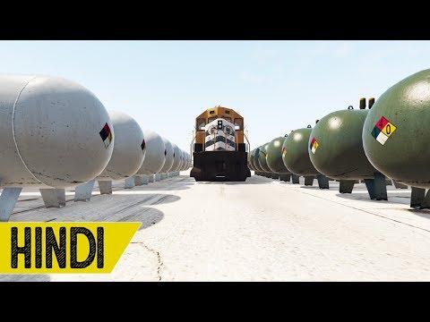 Ab Kher Nahi Hai Train Behan Ki in GTA 5 - HINDI/URDU