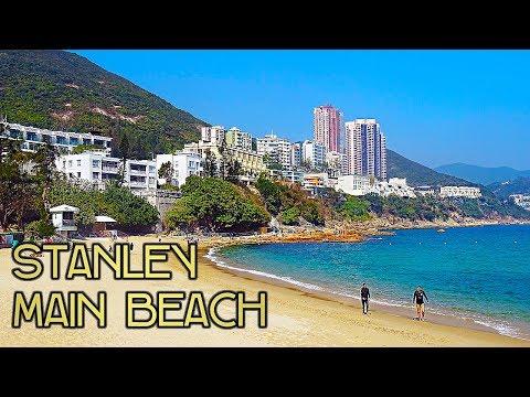 Stanley Main Beach-Pulau Hong Kong