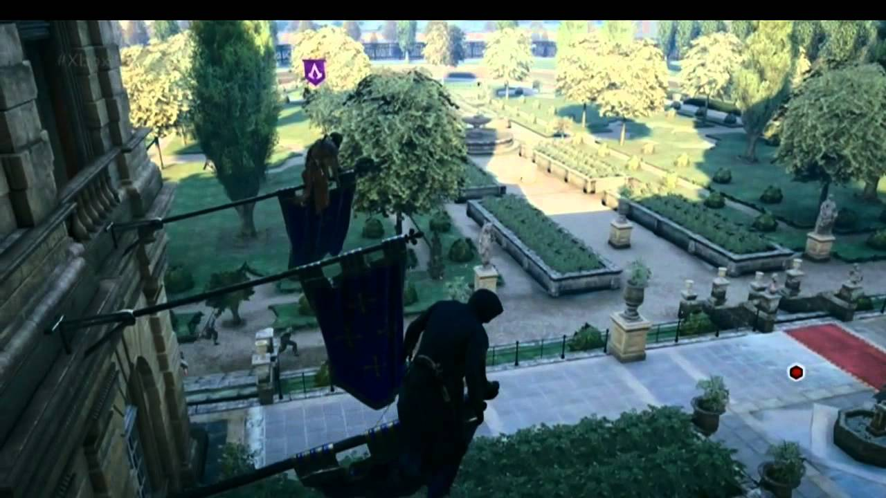 Assassin Creed Unity 4 Coop Multiplayer Gameplay Youtube
