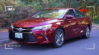 2016 Toyota's Camry is The Best Selling Car in America For a Reason