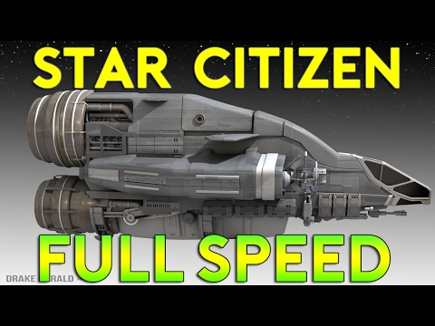 Star Citizen Alpha 2.6 | HERALD FULLSPEED DROPSHIP | Part 351 (Star Citizen 2017 PC Gameplay)
