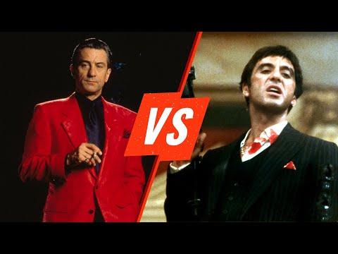 Robert De Niro vs. Al Pacino | Rotten Tomatoes