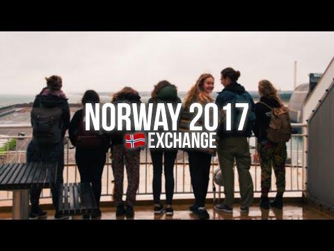 Norway 2017 Drammen Student Exchange | Hai Tom Nguyen