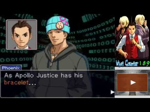 Apollo Justice [29]: How To Disappear Completely