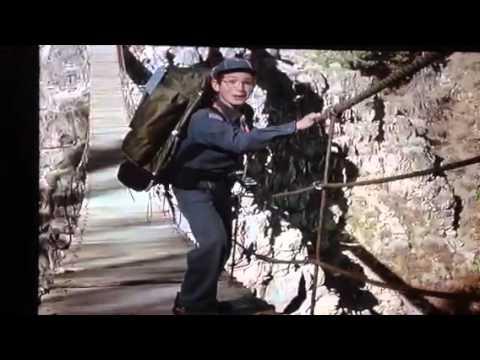 Bushwacked Fishman gets scared